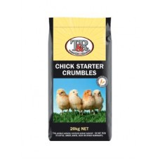 CHICK STARTER CRUMBLES