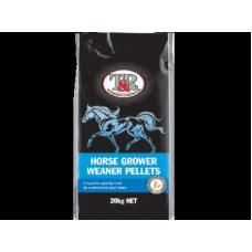 HORSE GROWER WEANER PELLETS