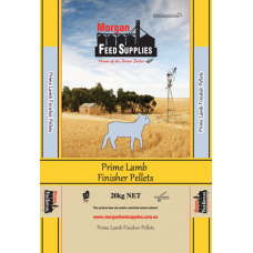 PRIME LAMB FINISHER PELLETS MORGAN FEED SUPPLIES