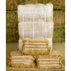 STRAW BARLEY COMPRESSED BALE