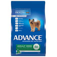 ADVANCE DOG ADULT ALL BREED TOTAL WELLBEING CHICKEN