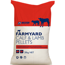 CALF & LAMB PELLETS FARMYARD