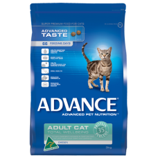 ADVANCE CAT ADULT TOTAL WELLBEING CHICKEN