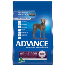 ADVANCE DOG ADULT LARGE BREED TOTAL WELLBEING CHICKEN