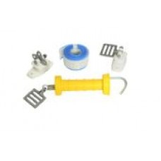 TAPE GATE HANDLE KIT 40MM WIDE