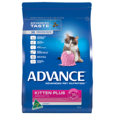 ADVANCE KITTEN PLUS GROWTH CHICKEN