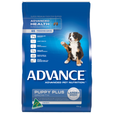 ADVANCE PUPPY PLUS GROWTH LARGE BREED CHICKEN